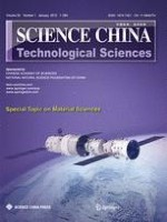 Science China Technological Sciences 1/2012