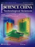 Science China Technological Sciences 10/2012