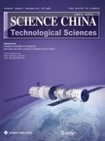 Science China Technological Sciences 11/2012
