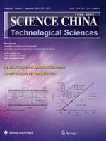 Science China Technological Sciences 9/2012