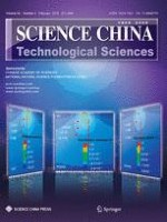 Science China Technological Sciences 2/2013