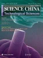 Science China Technological Sciences 4/2014