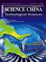 Science China Technological Sciences 8/2014