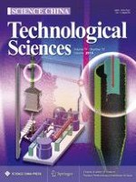 Science China Technological Sciences 10/2015