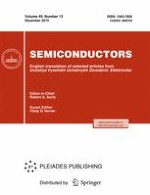 Semiconductors 13/2015