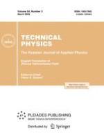 Technical Physics 3/2009
