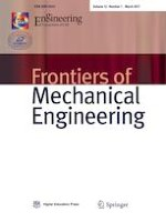 Frontiers of Mechanical Engineering 1/2017