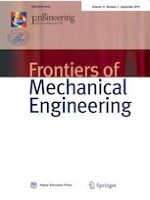 Frontiers of Mechanical Engineering 3/2019