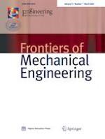 Frontiers of Mechanical Engineering 1/2020