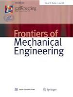 Frontiers of Mechanical Engineering 2/2020