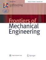 Frontiers of Mechanical Engineering 3/2020