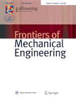 Frontiers of Mechanical Engineering 2/2021