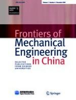 Frontiers of Mechanical Engineering 4/2008
