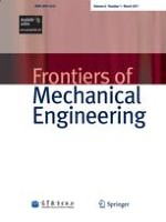 Frontiers of Mechanical Engineering 1/2011