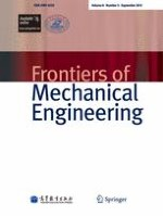 Frontiers of Mechanical Engineering 3/2013