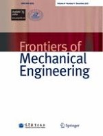Frontiers of Mechanical Engineering 4/2013