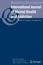 International Journal of Mental Health and Addiction 6/2016
