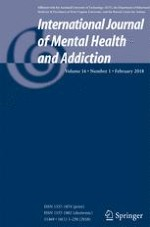 International Journal of Mental Health and Addiction 1/2018