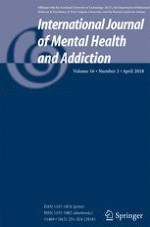 International Journal of Mental Health and Addiction 2/2018