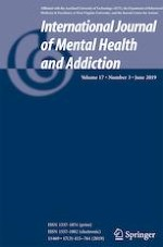 International Journal of Mental Health and Addiction 3/2019