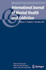 International Journal of Mental Health and Addiction 6/2019