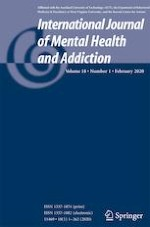 International Journal of Mental Health and Addiction 1/2020