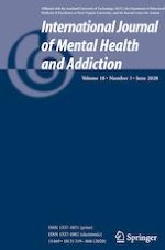 International Journal of Mental Health and Addiction 3/2020