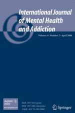 International Journal of Mental Health and Addiction 2/2006