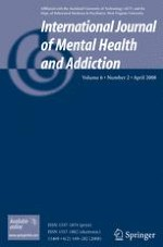 International Journal of Mental Health and Addiction 2/2008