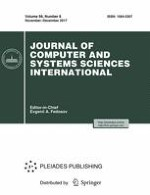 Journal of Computer and Systems Sciences International 6/2017