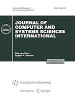 Journal of Computer and Systems Sciences International 6/2019