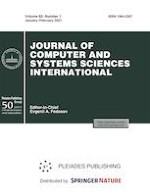 Journal of Computer and Systems Sciences International 1/2021
