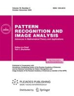 Pattern Recognition and Image Analysis 4/2009
