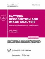 Pattern Recognition and Image Analysis 3/2014