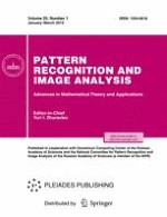 Pattern Recognition and Image Analysis 1/2015