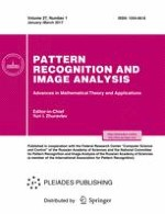 Pattern Recognition and Image Analysis 1/2017