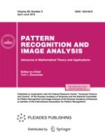 Pattern Recognition and Image Analysis 2/2018