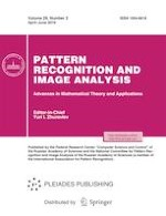 Pattern Recognition and Image Analysis 2/2019
