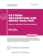 Pattern Recognition and Image Analysis 3/2019