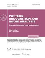 Pattern Recognition and Image Analysis 1/2020
