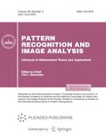 Pattern Recognition and Image Analysis 2/2020
