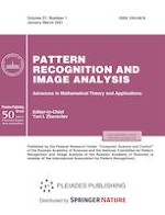 Pattern Recognition and Image Analysis 1/2021
