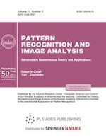 Pattern Recognition and Image Analysis 2/2021