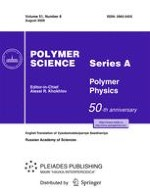 Polymer Science, Series A 8/2009