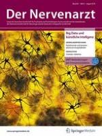 Der Nervenarzt 6/2001
