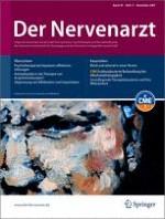 Der Nervenarzt 11/2007