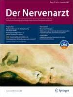 Der Nervenarzt 12/2007