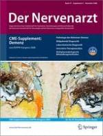Der Nervenarzt 3/2008