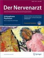 Der Nervenarzt 1/2009