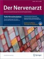 Der Nervenarzt 6/2009